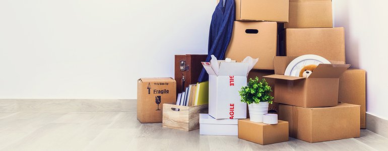 moving home cleaning service