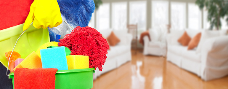one-off home cleaning
